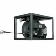Treuil électrique levage de charges - Vitesses de traction : De 4,5 à 18 m/min