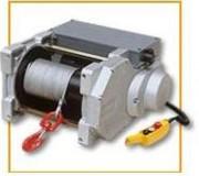Treuil électrique triphasé à commande basse tension