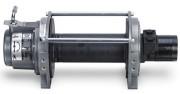 Treuil hydraulique - 50 cm 3 - Frein mécanique de type à came