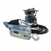 Treuil hydraulique à câble passant - Charge maximale utile (daN/kg) : 1600 - Diamètre câble (mm) : 11.5