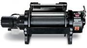 Treuil hydraulique Halage 9 tonnes - Capacité 9T halage - Débrayable par crabot pneumatique