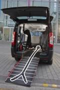 Treuil pour fauteuil roulant - Capacité chargement : de 250 kg