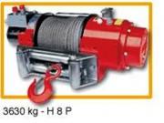 Treuil sur véhicule - Treuil hydraulique de halage