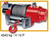 Treuil sur véhicule H10P - Treuil hydraulique de halage