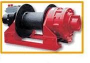 Treuil sur véhicule H25P - Treuil hydraulique force 13340 kg