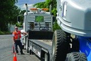 Treuils halage hydraulique 7000 daN - Capacité 2 700 daN à 7 000 daN