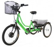 Tricycle électrique léger - Version particulier ou professionel