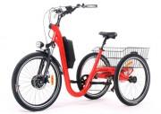 Tricycle électrique 24 pouces - Fabriqué en France - Pratique pour les professionnels