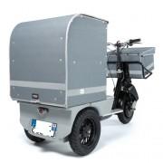 Tricycle électrique professionnel - Micro-mobilité urbaine Homologation Route