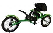 Tricycle stable pour enfant - Recommandé pour les enfants en manque d'équilibre