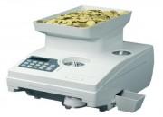 Trieuse compteuse pièces d'Euro - Capacité des compartiments : 600 pièces