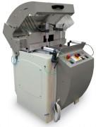 Tronçonneuse 1 tête automatique - À coupe montante - Aluminium, PVC