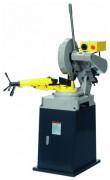 Tronçonneuse à disque abrasif - Pour couper des matériaux pleins et des profilés