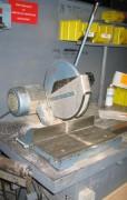 Tronconneuse à fraise scie aluminium Eisele TF 129 - Eisele TF 129