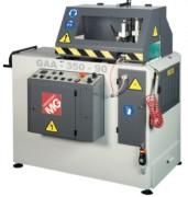 Tronçonneuse aluminium PVC à avance automatique - Automatisation du processus de découpe des profilés