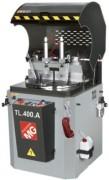 Tronçonneuse automatique à fraise montante - Hauteur de coupe maximale : 130 mm