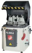 Tronçonneuse automatique à table pivotante - Diamètre de la lame de scie : 500 mm