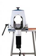 Tronçonneuse manuelle - Tronçonnage et chanfreinage – Diamètre tube extérieur : 44 à 182 mm