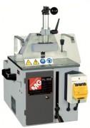 Tronçonneuse manuelle pour profilés aluminium et PVC - Capacité de coupe en rond 90° : 100 mm
