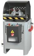 Tronçonneuse semi automatique à vérins pneumatiques - Hauteur de coupe maximale : 125 mm