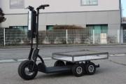 Trottinette électrique 5 roues - Multi-usages