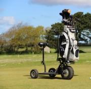 Trottinette électrique de golf - Autonomie : Golf 18 trous