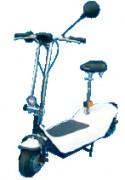 Trottinnette électrique utilitaire - Charge jusqu'à 300 kg