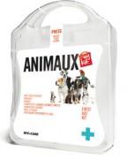 Trousse premiers Secours pour animaux - Trousse idéale en cas d'urgence