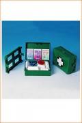 Trousses Médecine avec support véhicule - Trousse Medic 0 [ref 904]