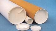Tube carton avec bouchon en plastique - Tube carton avec bouchon en plastique