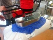 Tube de levage préhension par ventouse pour Sacs - Sacs, bobines, fûts, cartons, bacs - Capacité : 250 kg