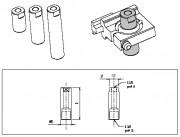 Tube en aluminium - 01 035