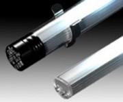 Tube LED acrylique pour machine-outil - 3 Puissances : 5W - 10W - 15W