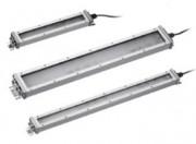 Tube lumineux à led pour usine - Tension : 14W - 28W - 56W (28W x 2)
