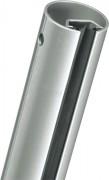 Tube rallonge en aluminium pour support plafond - Longueur (cm) : 30 - 80 - 150 - 300