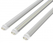 Tube T8 LED - Efficacité : 100 lumens par watt