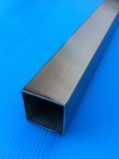 Tubes creux inox 304L - Profilés inoxs format carré, rectangle, rond