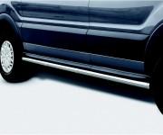 Tubes de protection latéral acier inox - Tube inox diamètre 60 mm