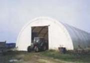 Tunnel agricole - Pour stockage ou élevage