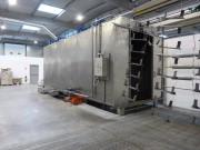 Tunnel de lavage industriel sur mesure - Sur mesure