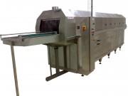 Tunnel de lavage modulaire - Tunnel de lavage modulaire inox haut de gamme