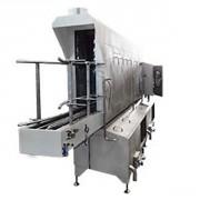 Tunnel de lavage palettes - Capacité : 30 - 100 unités/h