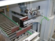 tunnel de lavage pour petites turbines  - Nettoyage de petites turbines 47Kw