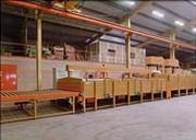 Tunnel industriel de sérigraphie et séchage - Température supérieure à 250 °C