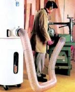 Tuyau de transfert pour matériaux abrasifs - Gaine de protection contre les contraintes mécaniques