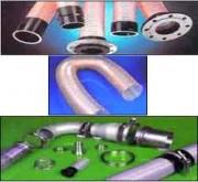 Tuyau flexible d'aspiration - Température de -260° à +125°C - Diamètre : de 25 à 900 mm
