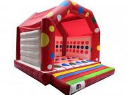 Twister géant gonflable - Ventilateur inclus