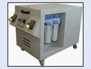 Unité de chauffe et de filtration d'eau pour désamiantage Cuve 100 Litres - Dimensions : l.60 x L.96 x H.80 cm. Capacité de cuve : 100 L