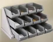 Unité de rangement pour cuisine - Nombre de casiers : de 6 à 12 casiers