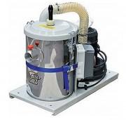 Unité fixe de captation poussière - Bac de 25 à 40 litres